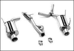 Exhaust - MagnaFlow - MagnaFlow - Magnaflow Cat-Back Exhaust System - 15831