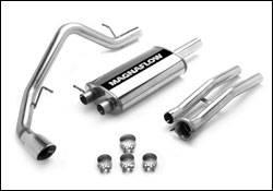 Exhaust - MagnaFlow - MagnaFlow - Magnaflow Cat-Back Exhaust System - 15837