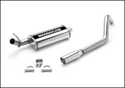 Exhaust - MagnaFlow - MagnaFlow - Magnaflow Cat-Back Exhaust System - 15856