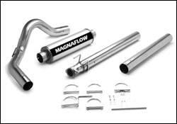 Exhaust - MagnaFlow - MagnaFlow - Magnaflow XL Series 4 Inch Exhaust System - 15939