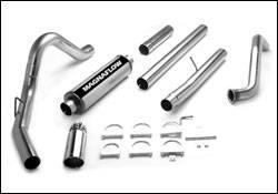 Exhaust - MagnaFlow - MagnaFlow - Magnaflow XL Series 4 Inch Exhaust System - 15954