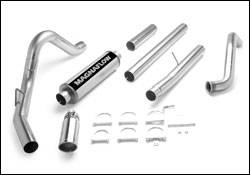Exhaust - MagnaFlow - MagnaFlow - Magnaflow XL Series 4 Inch Exhaust System - 15956