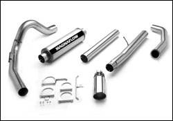 Exhaust - MagnaFlow - MagnaFlow - Magnaflow XL Series Exhaust System with Turbo-Back Tuner - 15962