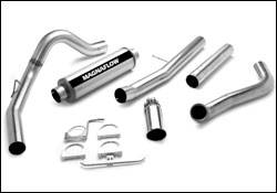 Exhaust - MagnaFlow - MagnaFlow - Magnaflow XL Series Exhaust System with 4 Inch Turbo-Back Tuner - 15982