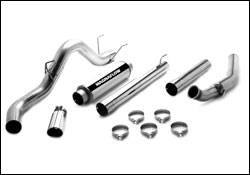 Exhaust - MagnaFlow - MagnaFlow - Magnaflow XL Series 5 Inch Exhaust System with Turbo-Back Tuner - 15989