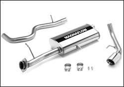 Exhaust - MagnaFlow - MagnaFlow - Magnaflow Cat-Back Exhaust System - 16606