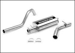 Exhaust - MagnaFlow - MagnaFlow - Magnaflow Cat-Back Exhaust System - 16607