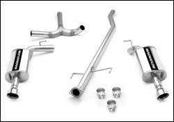 Exhaust - MagnaFlow - MagnaFlow - Magnaflow Cat-Back Exhaust System - 16609