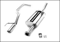 Exhaust - MagnaFlow - MagnaFlow - Magnaflow Cat-Back Exhaust System - 16632