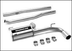 Exhaust - MagnaFlow - MagnaFlow - Magnaflow Cat-Back Exhaust System - 16634