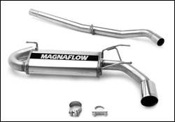 Exhaust - MagnaFlow - MagnaFlow - Magnaflow Cat-Back Exhaust System - 16638