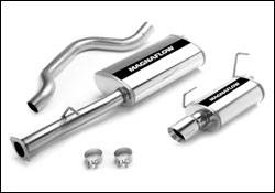 Exhaust - MagnaFlow - MagnaFlow - Magnaflow Cat-Back Exhaust System - 16656