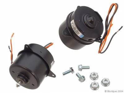 Factory OEM Auto Parts - OEM Engine and Transmission Parts - OEM - Auxiliary Fan Motor
