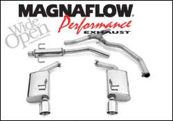 Exhaust - MagnaFlow - MagnaFlow - Magnaflow Cat-Back Exhaust System - 16675