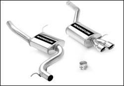 Exhaust - MagnaFlow - MagnaFlow - Magnaflow Cat-Back Exhaust System - 16693