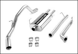 Exhaust - MagnaFlow - MagnaFlow - Magnaflow Cat-Back Exhaust System - 16753