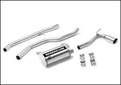 Exhaust - MagnaFlow - MagnaFlow - Magnaflow Cat-Back Exhaust System - 16778