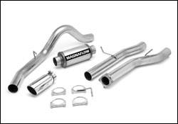 Exhaust - MagnaFlow - MagnaFlow - Magnaflow XL Series 4 Inch Exhaust System - 16931
