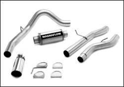 Exhaust - MagnaFlow - MagnaFlow - Magnaflow XL Series 4 Inch Exhaust System - 16941