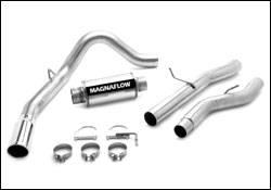 Exhaust - MagnaFlow - MagnaFlow - Magnaflow Performance Series 4 Inch Exhaust System - 16942
