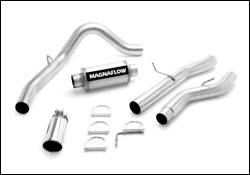 Exhaust - MagnaFlow - MagnaFlow - Magnaflow XL Series 4 Inch Exhaust System - 16943