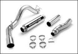 Exhaust - MagnaFlow - MagnaFlow - Magnaflow Performance Series 5 Inch Exhaust System - 16948