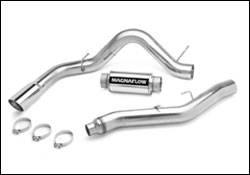 Exhaust - MagnaFlow - MagnaFlow - Magnaflow Performance Series 5 Inch Exhaust System - 16960