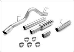 Exhaust - MagnaFlow - MagnaFlow - Magnaflow Performance Series 5 Inch Exhaust System - 16982