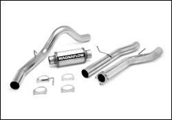 Exhaust - MagnaFlow - MagnaFlow - Magnaflow PRO Series 4 Inch Exhaust System - 17931