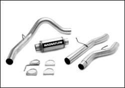 Exhaust - MagnaFlow - MagnaFlow - Magnaflow PRO Series 4 Inch Exhaust System - 17941