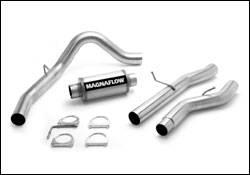 Exhaust - MagnaFlow - MagnaFlow - Magnaflow PRO Series 4 Inch Exhaust System - 17943