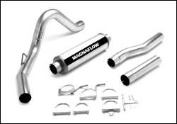 Exhaust - MagnaFlow - MagnaFlow - Magnaflow PRO Series 4 Inch Exhaust System - 17951