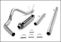 Exhaust - MagnaFlow - MagnaFlow - Magnaflow PRO Series 4 Inch Exhaust System - 17958