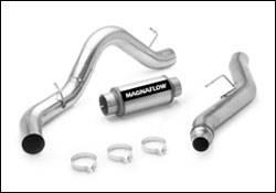 Exhaust - MagnaFlow - MagnaFlow - Magnaflow PRO Series 5 Inch Exhaust System - 17961