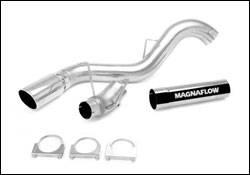 Exhaust - MagnaFlow - MagnaFlow - Magnaflow PRO Diesel Particulate Filter Series 5 Inch Exhaust System - 17972