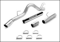 Exhaust - MagnaFlow - MagnaFlow - Magnaflow PRO Diesel Particulate Filter Series 5 Inch Exhaust System - 17984