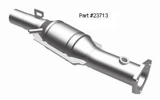 Exhaust - MagnaFlow - MagnaFlow - Volkswagen Golf Magnaflow Direct-Fit Converter OBDII - 23713