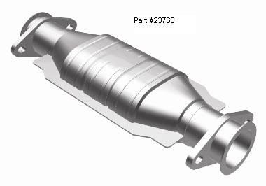 Exhaust - MagnaFlow - MagnaFlow - Toyota Tacoma Magnaflow Direct-Fit Converter OBDII - 23760