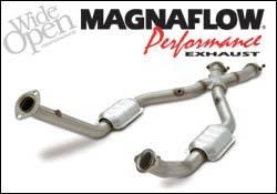Exhaust - MagnaFlow - MagnaFlow - MagnaFlow Direct Fit Performance Catalytic Converter - 93335
