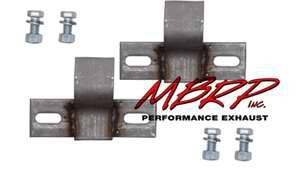 Exhaust - MBRP Exhaust - MBRP - MBRP Smoker Stack Mounting Kit KT1001