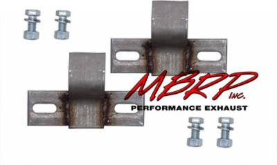 Exhaust - MBRP Exhaust - MBRP - MBRP Smoker Stack Mounting Kit KT1004