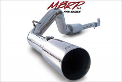 Exhaust - MBRP Exhaust - MBRP - MBRP Pro Series Exhaust System S6000304