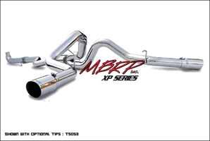MBRP - MBRP Installer Series Cool Duals Exhaust System S6002AL