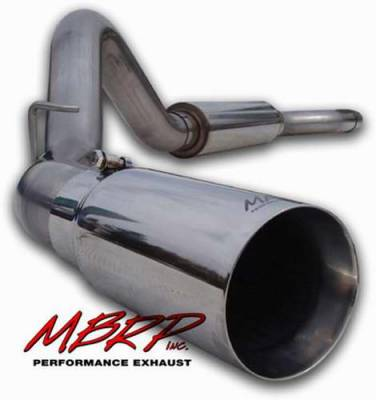 Exhaust - MBRP Exhaust - MBRP - MBRP Pro Series Exhaust System S6012304