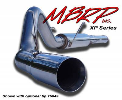 Exhaust - MBRP Exhaust - MBRP - MBRP XP Series Exhaust System S6108409