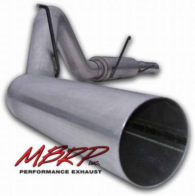 MBRP - MBRP Installer Series Cat Back Exhaust System S6108AL