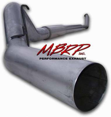 MBRP - MBRP Installer Series Turbo Back Exhaust System S6114AL