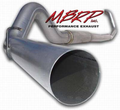 Exhaust - MBRP Exhaust - MBRP - MBRP Installer Series Turbo Back Exhaust System S6222AL