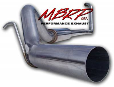Exhaust - MBRP Exhaust - MBRP - MBRP XP Series Turbo Back Exhaust System S6240409
