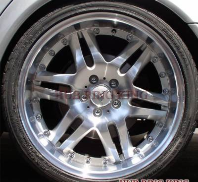 Wheels - Mercedes 4 Wheel Packages - Miro - 19 Inch Type 243 - 4 Wheel Set